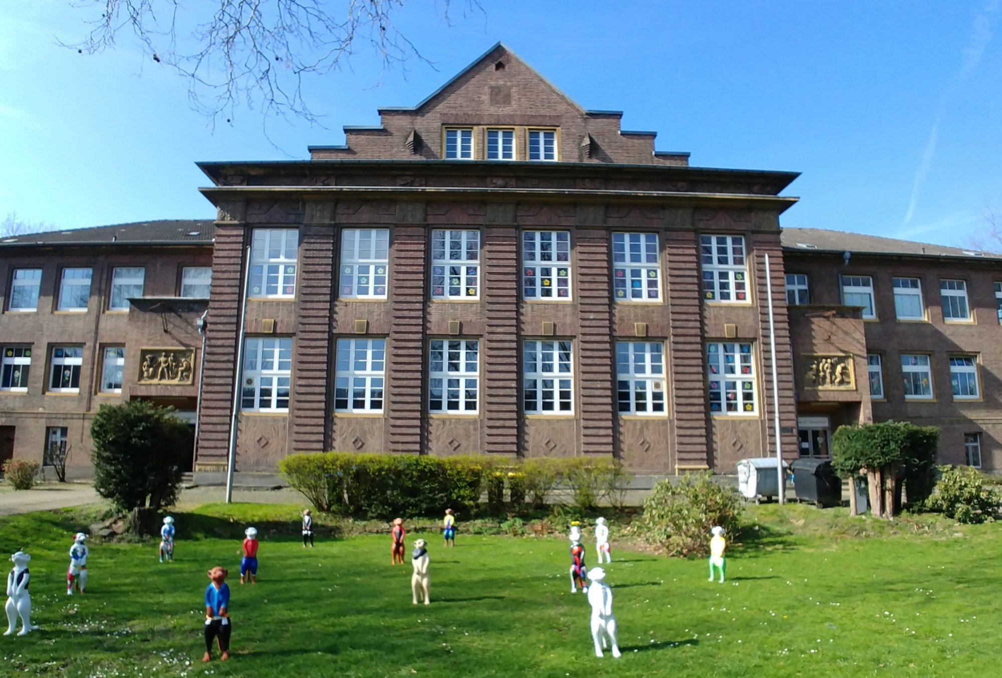 Schule am Niederrhein